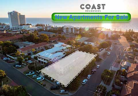 Link to new apartments for sale Scarborough Beach
