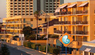 condominium hotel accommodation Scarborough Beach