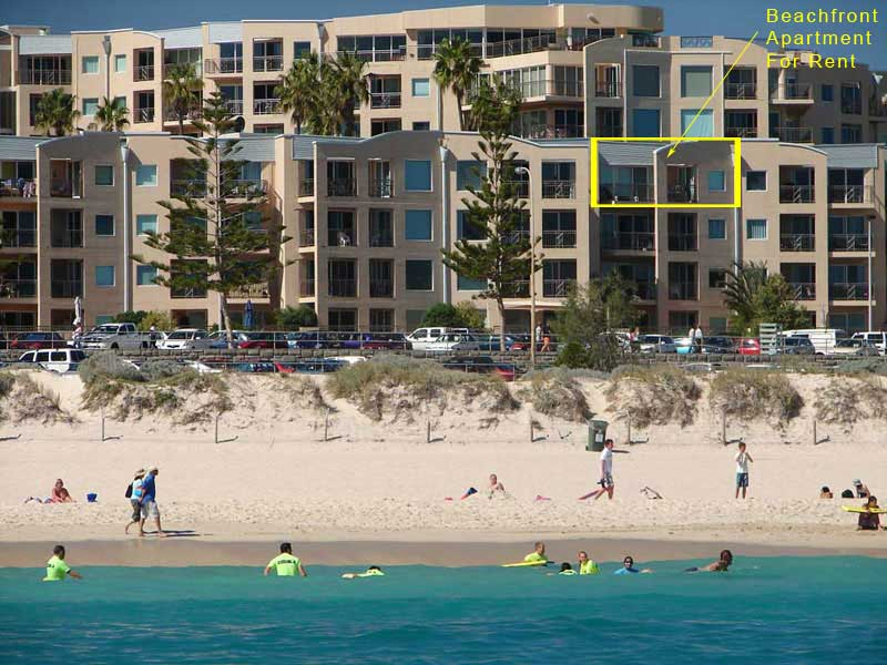 Scarborough Beach Apartment Rental