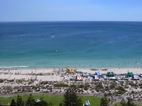 Photo of View from Rendezvous Hotel Scarborough Beach