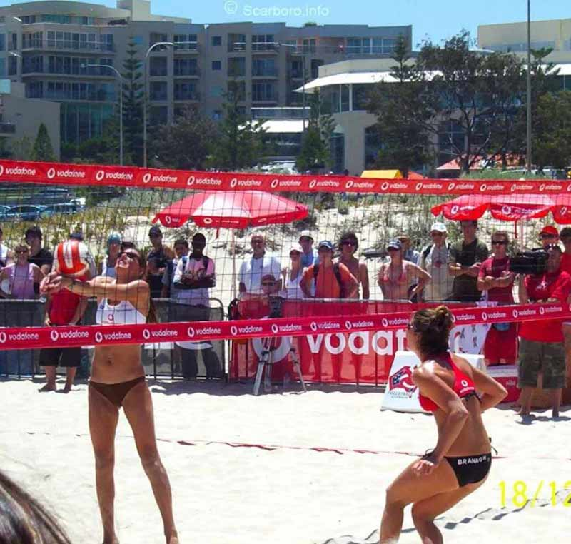 Volleyball Scarborough Beach