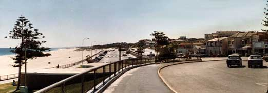 history of scarborough beach