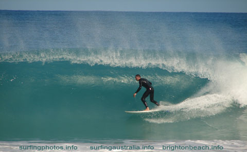 Australian surfing photo
